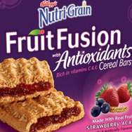 Nutri-Grain Fruit Fusion